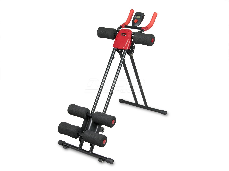 Rewelacyjny Ławeczka do ćwiczeń mięśni brzucha AB VERTICAL Neo-Sport NS-13 BN35